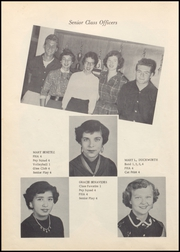 Page 16, 1955 Edition, Gregory Portland High School - Wildcat Yearbook (Gregory, TX) online yearbook collection