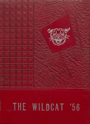 1956 Edition, Gregory Portland High School - Wildcat Yearbook (Gregory, TX)