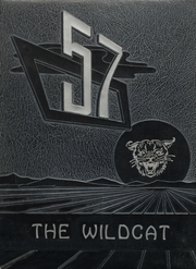 1957 Edition, Gregory Portland High School - Wildcat Yearbook (Gregory, TX)
