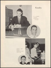 Page 12, 1957 Edition, Gregory Portland High School - Wildcat Yearbook (Gregory, TX) online yearbook collection