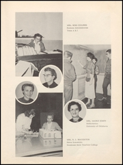 Page 13, 1957 Edition, Gregory Portland High School - Wildcat Yearbook (Gregory, TX) online yearbook collection