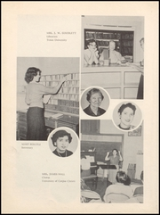 Page 16, 1957 Edition, Gregory Portland High School - Wildcat Yearbook (Gregory, TX) online yearbook collection