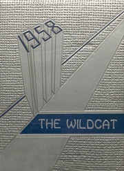 1958 Edition, Gregory Portland High School - Wildcat Yearbook (Gregory, TX)