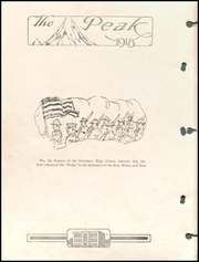 Page 10, 1918 Edition, Granbury High School - Pirate Yearbook (Granbury, TX) online yearbook collection