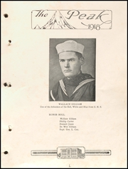Page 11, 1918 Edition, Granbury High School - Pirate Yearbook (Granbury, TX) online yearbook collection
