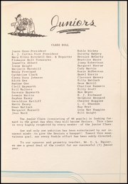 Page 41, 1942 Edition, Granbury High School - Pirate Yearbook (Granbury, TX) online yearbook collection