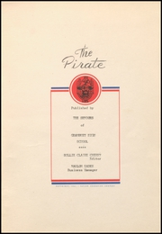 Page 7, 1942 Edition, Granbury High School - Pirate Yearbook (Granbury, TX) online yearbook collection