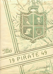 Granbury High School - Pirate Yearbook (Granbury, TX) online yearbook collection, 1949 Edition, Page 1
