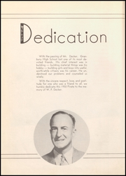 Page 10, 1950 Edition, Granbury High School - Pirate Yearbook (Granbury, TX) online yearbook collection