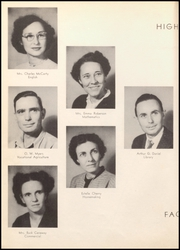 Page 16, 1950 Edition, Granbury High School - Pirate Yearbook (Granbury, TX) online yearbook collection