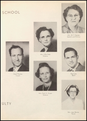 Page 17, 1950 Edition, Granbury High School - Pirate Yearbook (Granbury, TX) online yearbook collection