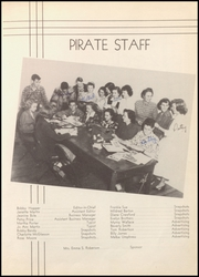 Page 9, 1950 Edition, Granbury High School - Pirate Yearbook (Granbury, TX) online yearbook collection
