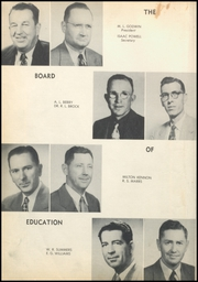 Page 10, 1954 Edition, Granbury High School - Pirate Yearbook (Granbury, TX) online yearbook collection