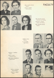 Page 14, 1954 Edition, Granbury High School - Pirate Yearbook (Granbury, TX) online yearbook collection
