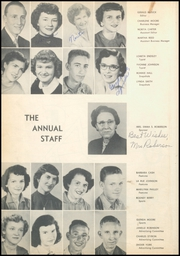 Page 8, 1954 Edition, Granbury High School - Pirate Yearbook (Granbury, TX) online yearbook collection