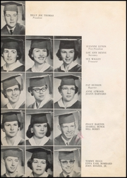 Page 14, 1957 Edition, Granbury High School - Pirate Yearbook (Granbury, TX) online yearbook collection