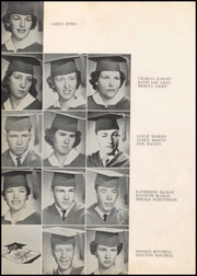 Page 16, 1957 Edition, Granbury High School - Pirate Yearbook (Granbury, TX) online yearbook collection