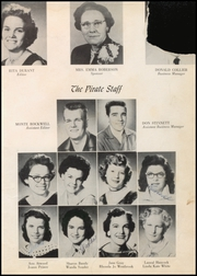 Page 7, 1957 Edition, Granbury High School - Pirate Yearbook (Granbury, TX) online yearbook collection