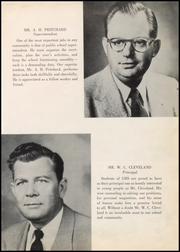 Page 9, 1957 Edition, Granbury High School - Pirate Yearbook (Granbury, TX) online yearbook collection