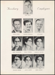 Page 17, 1958 Edition, Granbury High School - Pirate Yearbook (Granbury, TX) online yearbook collection