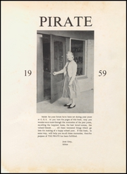 Page 5, 1959 Edition, Granbury High School - Pirate Yearbook (Granbury, TX) online yearbook collection