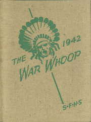 1942 Edition, Santa Fe High School - War Whoop Yearbook (Santa Fe, TX)