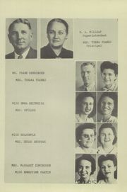 Page 13, 1946 Edition, Santa Fe High School - War Whoop Yearbook (Santa Fe, TX) online yearbook collection