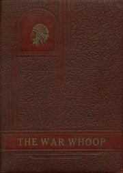 1947 Edition, Santa Fe High School - War Whoop Yearbook (Santa Fe, TX)
