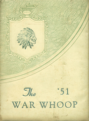 1951 Edition, Santa Fe High School - War Whoop Yearbook (Santa Fe, TX)