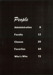 Page 10, 1954 Edition, Uvalde High School - Coyote Yearbook (Uvalde, TX) online yearbook collection