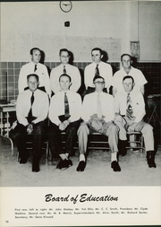 Page 14, 1954 Edition, Uvalde High School - Coyote Yearbook (Uvalde, TX) online yearbook collection