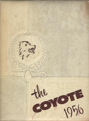 1956 Edition, Uvalde High School - Coyote Yearbook (Uvalde, TX)