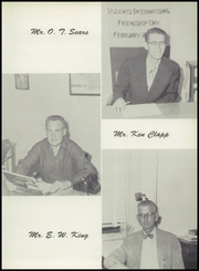 Page 11, 1957 Edition, Uvalde High School - Coyote Yearbook (Uvalde, TX) online yearbook collection