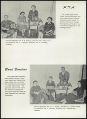 Page 12, 1957 Edition, Uvalde High School - Coyote Yearbook (Uvalde, TX) online yearbook collection
