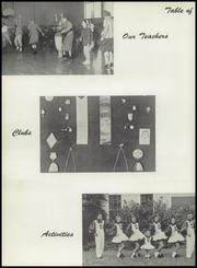 Page 8, 1957 Edition, Uvalde High School - Coyote Yearbook (Uvalde, TX) online yearbook collection