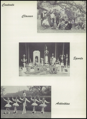 Page 9, 1957 Edition, Uvalde High School - Coyote Yearbook (Uvalde, TX) online yearbook collection
