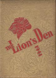 1941 Edition, Henderson High School - Lions Den Yearbook (Henderson, TX)