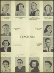 Page 14, 1947 Edition, Henderson High School - Lions Den Yearbook (Henderson, TX) online yearbook collection