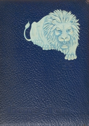 1953 Edition, Henderson High School - Lions Den Yearbook (Henderson, TX)