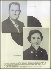 Page 11, 1954 Edition, Henderson High School - Lions Den Yearbook (Henderson, TX) online yearbook collection