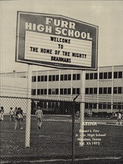 Page 5, 1973 Edition, Ebbert L Furr High School - Arena Yearbook (Houston, TX) online yearbook collection