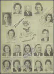 Page 10, 1945 Edition, Athens High School - Athenian Yearbook (Athens, TX) online yearbook collection