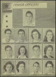 Page 12, 1945 Edition, Athens High School - Athenian Yearbook (Athens, TX) online yearbook collection