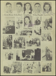 Page 15, 1945 Edition, Athens High School - Athenian Yearbook (Athens, TX) online yearbook collection