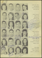 Page 17, 1945 Edition, Athens High School - Athenian Yearbook (Athens, TX) online yearbook collection