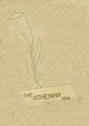 1948 Edition, Athens High School - Athenian Yearbook (Athens, TX)