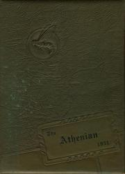 1951 Edition, Athens High School - Athenian Yearbook (Athens, TX)
