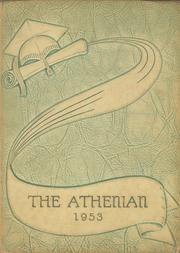 Page 1, 1953 Edition, Athens High School - Athenian Yearbook (Athens, TX) online yearbook collection
