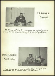 Page 14, 1953 Edition, Athens High School - Athenian Yearbook (Athens, TX) online yearbook collection