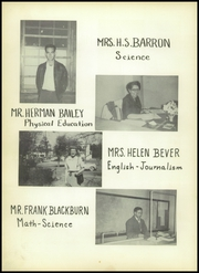 Page 16, 1953 Edition, Athens High School - Athenian Yearbook (Athens, TX) online yearbook collection